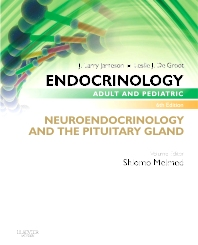 Cover image for Endocrinology Adult and Pediatric: Neuroendocrinology and The Pituitary Gland E-Book