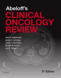Abeloff's Clinical Oncology Review E-Book - 5th Edition - ISBN: 9780323222112