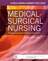 Cover image for Clinical Nursing Judgment Study Guide for Medical-Surgical Nursing