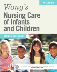 Cover image for Wong's Nursing Care of Infants and Children