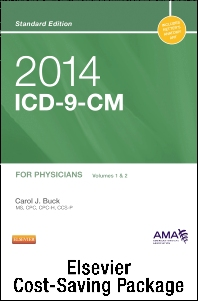 2014 ICD-9-CM for Physicians, Volumes 1 & 2 Standard Edition with CPT 2014 Standard Edition Package