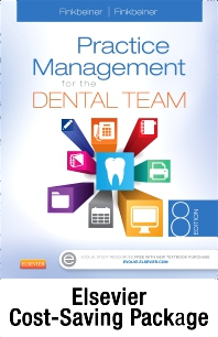 Cover image for Practice Management for the Dental Team - Text and Workbook Package