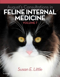 Cover image for August's Consultations in Feline Internal Medicine, Volume 7