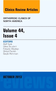Cover image for Volume 44, Issue 4, An Issue of Orthopedic Clinics