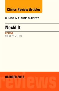 Cover image for Necklift, An Issue of Clinics in Plastic Surgery