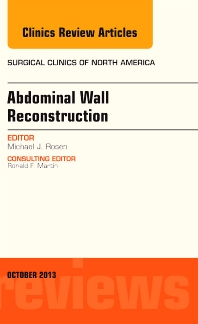 Cover image for Abdominal Wall Reconstruction, An Issue of Surgical Clinics