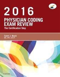Physician Coding Exam Review 2016 - 1st Edition - ISBN: 9780323227506, 9780323321945