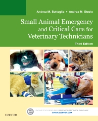 Cover image for Small Animal Emergency and Critical Care for Veterinary Technicians