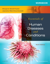 Cover image for Workbook for Essentials of Human Diseases and Conditions
