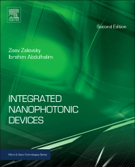 Cover image for Integrated Nanophotonic Devices