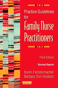 Cover image for Practice Guidelines for Family Nurse Practitioners - Revised Reprint
