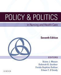 Cover image for Policy & Politics in Nursing and Health Care