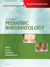 Cover image for Textbook of Pediatric Rheumatology
