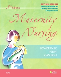 Cover image for Maternity Nursing - Revised Reprint