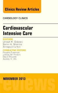 Cover image for Cardiovascular Intensive Care, An Issue of Cardiology Clinics