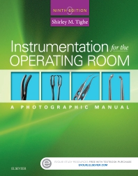 Instrumentation for the Operating Room - 9th Edition - ISBN: 9780323243155, 9780323243209