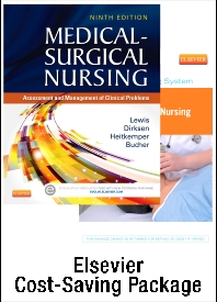 Cover image for Medical-Surgical Nursing - Single-Volume Text and Simulation Learning System Package