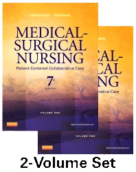 Medical-Surgical Nursing - Two-Volume Text and Simulation Learning System - 7th Edition - ISBN: 9780323244244