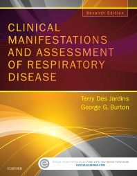 Clinical Manifestations and Assessment of Respiratory Disease - 7th Edition - ISBN: 9780323244794, 9780323244831