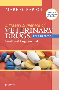 Saunders Handbook of Veterinary Drugs - 4th Edition - ISBN: 9780323244855, 9780323244893