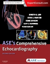 Cover image for ASE's Comprehensive Echocardiography