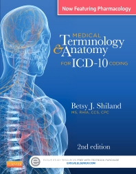 Cover image for Medical Terminology & Anatomy for ICD-10 Coding