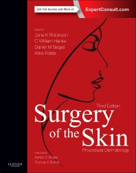 Surgery of the Skin  - 3rd Edition - ISBN: 9780323260275, 9780323260282