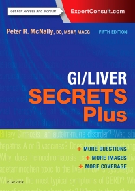GI/Liver Secrets Plus - 5th Edition - ISBN: 9780323260336, 9780323315784