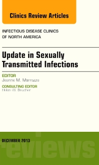 Cover image for Update in Sexually Transmitted Infections, an Issue of Infectious Disease Clinics