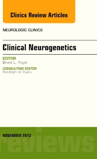 Cover image for Clinical Neurogenetics, An Issue of Neurologic Clinics