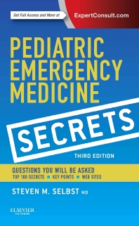 Cover image for Pediatric Emergency Medicine Secrets