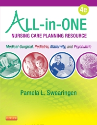 All-in-One Nursing Care Planning Resource, 4th Edition,Pamela Swearingen,ISBN9780323262866