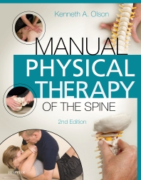 Cover image for Manual Physical Therapy of the Spine