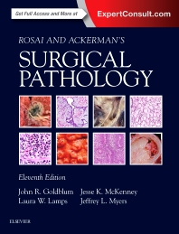 Cover image for Rosai and Ackerman's Surgical Pathology - 2 Volume Set