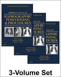 Cover image for Merrill's Atlas of Radiographic Positioning and Procedures