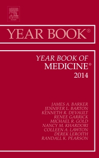 Cover image for Year Book of Medicine 2014