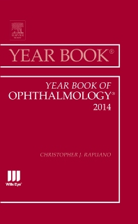Cover image for Year Book of Ophthalmology 2014