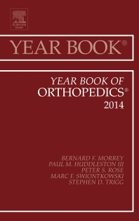 Cover image for Year Book of Orthopedics 2014