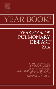 Cover image for Year Book of Pulmonary Diseases 2014
