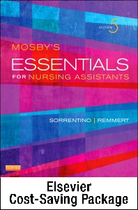 Mosby's Essentials for Nursing Assistants - Text, Workbook and Mosby's Nursing Assistant Skills DVD - Student Version 3.0 Package