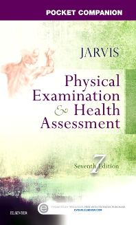 Cover image for Pocket Companion for Physical Examination and Health Assessment