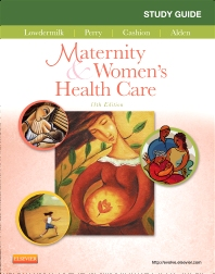 Study Guide for Maternity & Women's Health Care - 11th Edition - ISBN: 9780323265584, 9780323392921