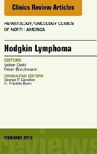 Cover image for Hodgkin's Lymphoma, An Issue of Hematology/Oncology Clinics