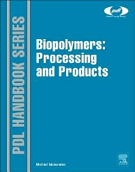 Cover image for Biopolymers: Processing and Products
