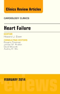 Cover image for Heart Failure, An Issue of Cardiology Clinics