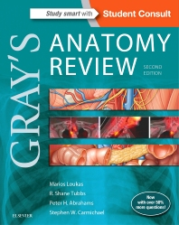 Gray's Anatomy Review - 2nd Edition - ISBN: 9780323277884, 9780323396684
