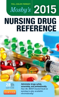 Cover image for Mosby's 2015 Nursing Drug Reference