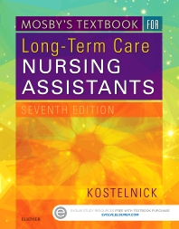 Cover image for Mosby's Textbook for Long-Term Care Nursing Assistants