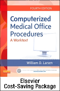 Computerized Medical Office Procedures Text & Medisoft v18 Demo CD Package - 4th Edition - ISBN: 9780323279796