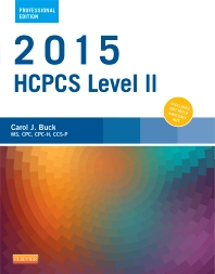 2015 HCPCS Level II Professional Edition - 1st Edition - ISBN: 9780323279864, 9780323291828